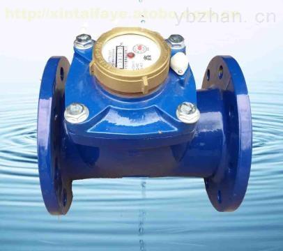 LXL-80-400-水平螺翼式冷、熱機械水表