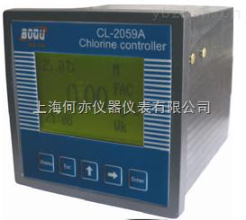 CL-2059A型工業余氯在線分析儀