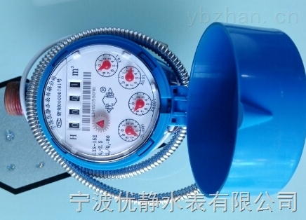 M-bus总线传输远传水表 捷先数码水表