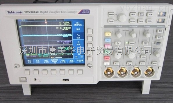 TDS3014C-回收泰克TDS3014C数字荧光示波器