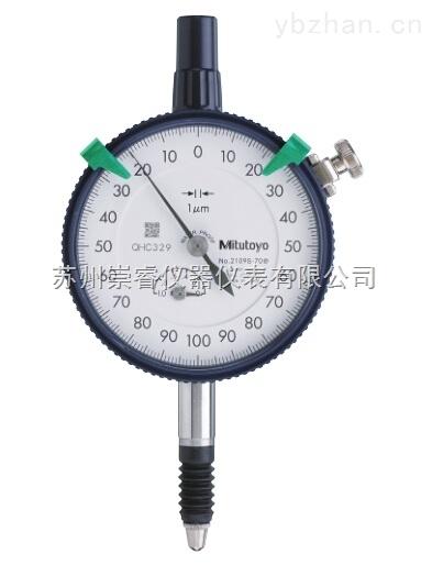 日本三丰防水型指针式千分表2110S-70