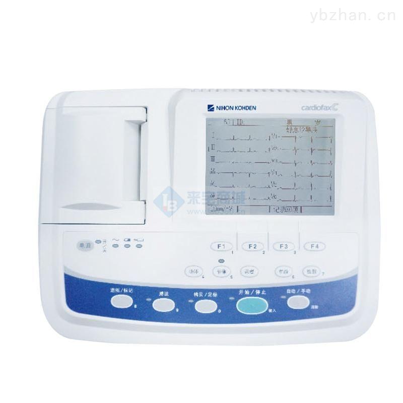 上海光电ECG-2110单道心电图机