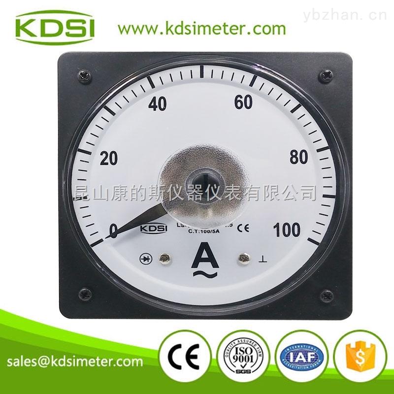 LS-110 AC100/5A-KDSI/康的斯正品 廣角度指針式電流表 LS-110 AC100/5A