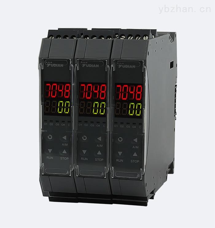 宇电AI-7048D71导轨数显多路温控器