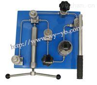 高压压力校验台手动液压压力泵压力源台式压力表校验器水压/油压