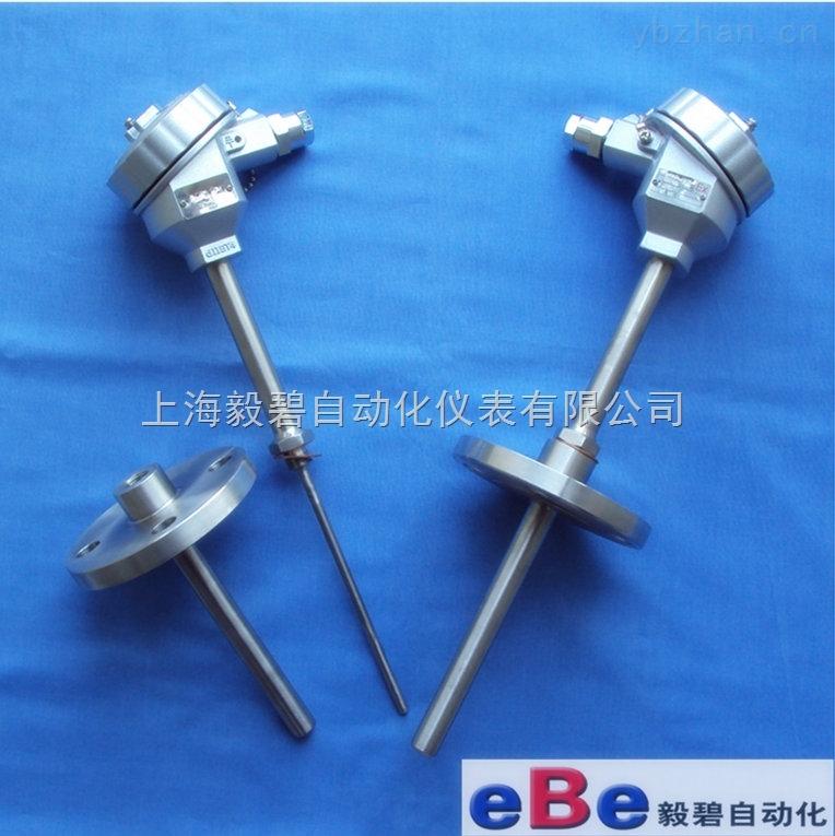 上海固定法蘭式隔爆熱電阻生產廠家WZP-440