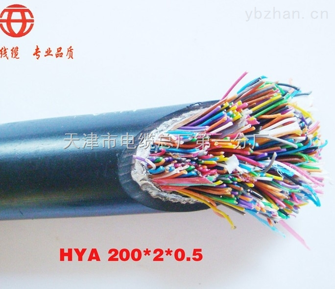 自承式通信电缆 HYAC 10*2*0.5 50*2*0.4