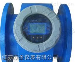 电池供电液体流量计