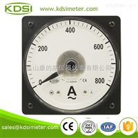 指针式广角度交流安培表 LS-110 AC800/5A 船用电流表