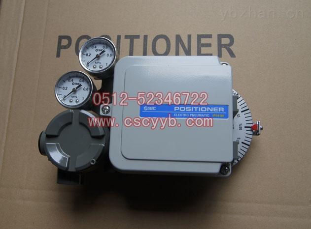 SMC阀门定位器IP8100-031-X84,SMC智能定位器IP8100