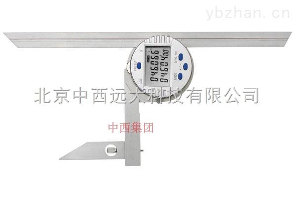 GL23-DP-601-数显万能角度尺 国产 型号:GL23-DP-601库号:M305305