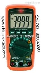 EXTECH MN47 万用表,MN47 自动量程万用表
