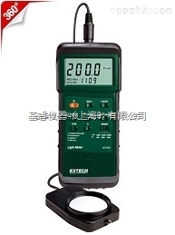 EXTECH407026 照度计,407026耐用带PC接口照度计
