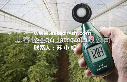 EXTECH LT10 照度计,LT10 迷你测光表照度计