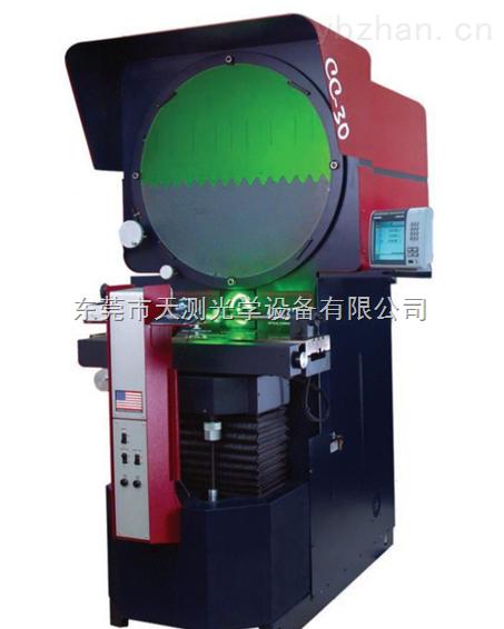 CCP-30-CCP投影儀系列設計穩健,軟件先進,可以進行更近的監測和測量