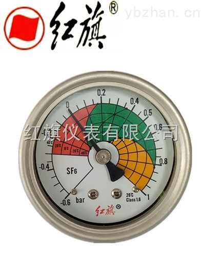 YSF-60P 型气体密度继电器