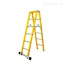 高压线路电工全绝缘单梯,6米升降单梯合梯