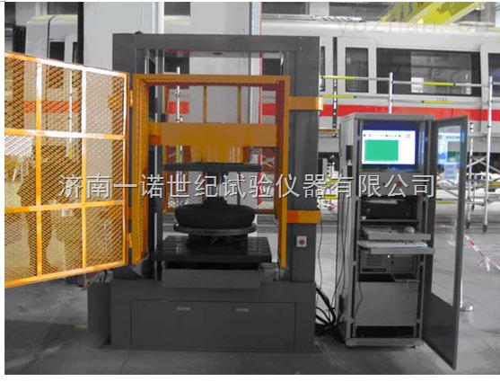 复合材料板簧静态力学性能试验机
