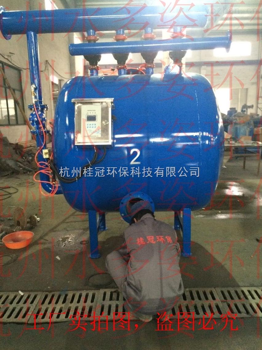 靖江卧式砂石过滤器生产供应