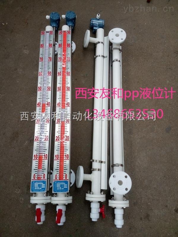 西安PVC-PP防腐液位计