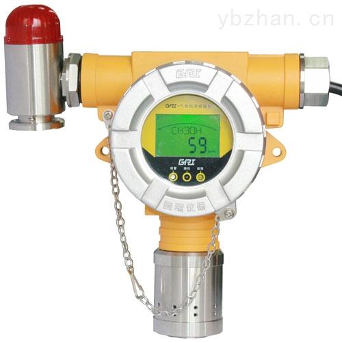 GRI-9106-E-CH3OH智能型固定式甲醇检测仪