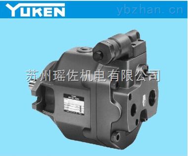日本YUKEN油研叶片泵PV2R1-12-F-RAB-41