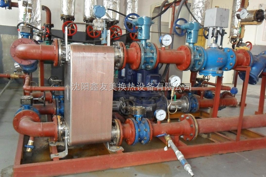 海城海产品养殖换热器