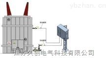變壓器油中溶解氣體在線監測系統