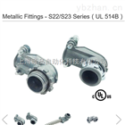UL认证镀锌金属软管接头(Metal flexible conduit Fitting3)