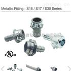 UL认证镀锌金属软管接头(Metal flexible conduit Fitting5)