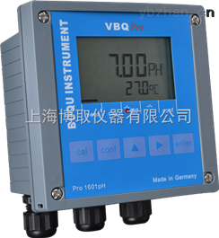 Pro1601pH德VBQ Pro高温PH计|用于生物制药高温发酵PH