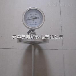 电接点双金属温度计,WSS双金属温度计