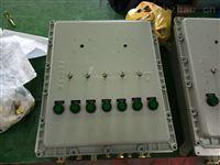 河南防爆油泵控制箱
