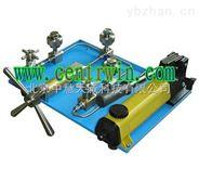 手动高压油压泵(进口泵)  型号:BKSR-2003
