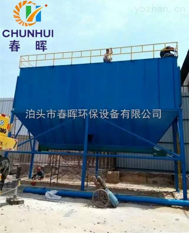 全-硅錳礦熱電爐使用分室離線低壓長布袋除塵器優點特色