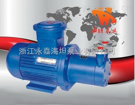 CWB25-40型-磁力泵新價格 磁力驅動旋渦泵CWB型