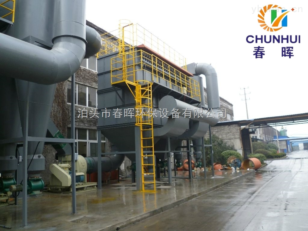 黑龍江供暖熱力公司10噸鍋爐除塵設備調試方案
