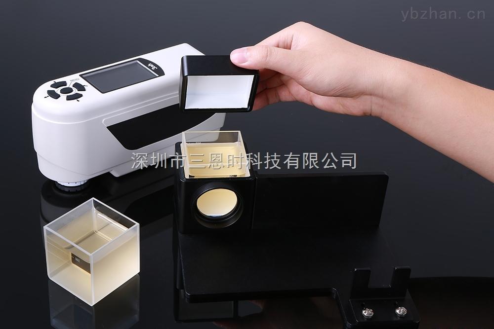 NH310-NH310測油墨涂料液體電腦色差儀價格