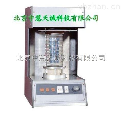 音波振动式半自动筛分粒度仪  型号:SFY-B2000
