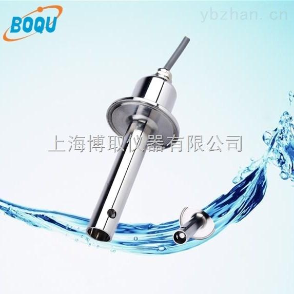 测纯化水和注射用水的卫生型卡箍电导率仪