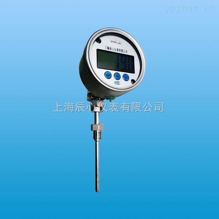 廠家供應萬向型內置電源溫度表工業溫度計