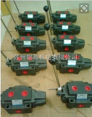 偉圣液壓公司臺灣WILSHEN偉圣手動換向閥DMT-04-3C4偉圣液壓閥正品代理