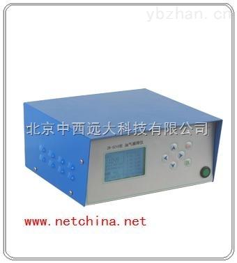 ZR16-ZR-5211-气体稀释仪/动态气体配气仪2路 型号:ZR16-ZR-5211库号:M56819