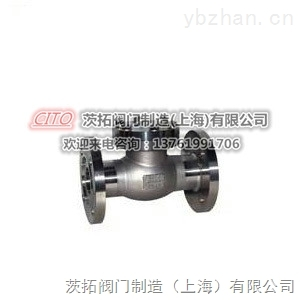 國標全不銹鋼DH41F-40P低溫止回閥