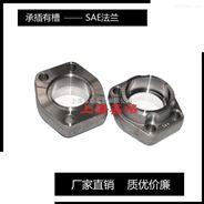 不锈钢JB/ZQ4489-97SAE法兰盖