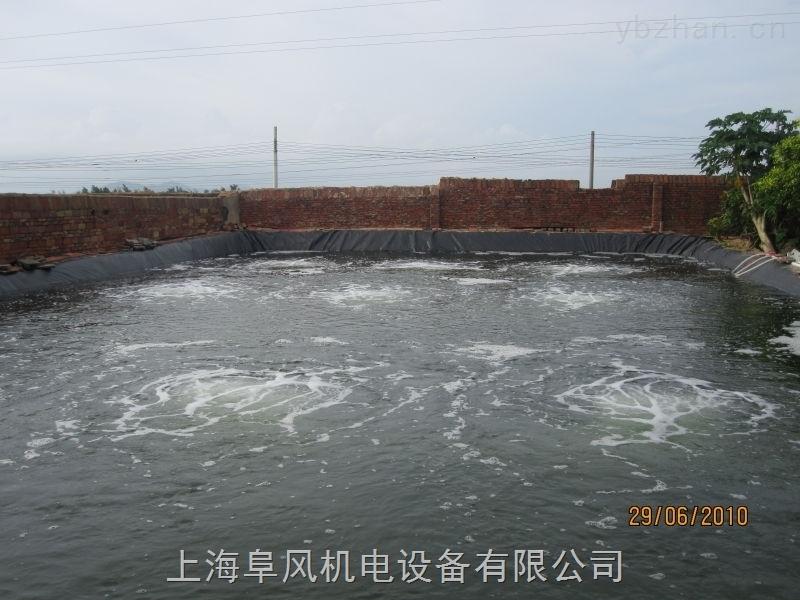 上海阜风水产养殖增氧气泵
