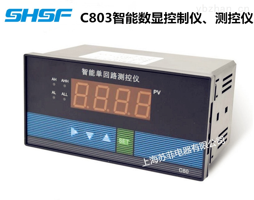 WP-C803-01-23-HL-P智能数显控制仪
