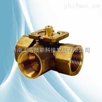 西門子內螺紋連接三通球閥VBI61.15-1.6