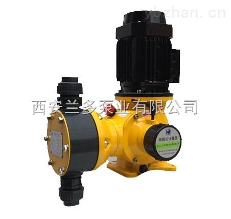 陜西西安計量泵隔膜計量泵柱塞式計量泵廠家批發