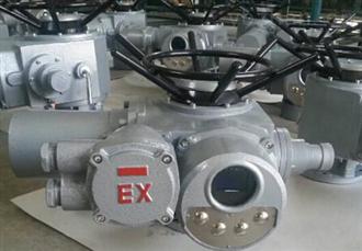 Z30-18B防爆型阀门电动装置